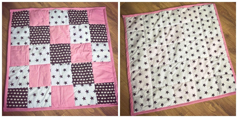1st baby quilt