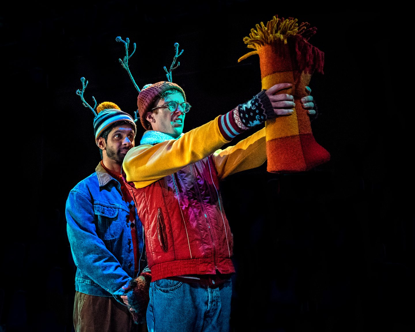 RPS 011- Mitesh Soni and Peter Hobday in Rudolf. Photography by Anthony Robling.